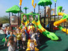 Kaiqi Large Forest Series Children′s Outdoor Playground - Customisation Available (KQ20006A)