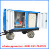 1000bar Industrial Boiler Pipe Condenser Tube Heat Exchanger Pipeline Cleaning Machine