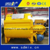Sdmix Low Price Highly Efficiency Twin Shaft Concrete Mixer for Sale (KTSB1500)