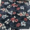 100% Cotton with Flower Print and Any Design