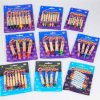 Double Ended Wax Crayon with Promotion Packing Color Box; Non Toxic; Safety for Kids