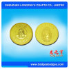 Zinc Alloy Die Casting Coin in Luxurious Style