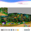 Jungle Theme Commercial Kids Indoor Jungle Gym Playground