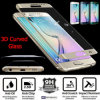 3D Curved Mobile Phone Tempered Glass for S7 Edge