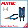 "Fixtec Hand Tool 6"" 160mm CRV Long Nose Plier"
