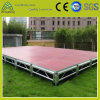1.22m*1.22m Guangzhou China Aluminum Portable and Movable Plywood Outdoor Stage