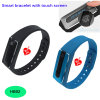 Sports Waterproof IP67 Smart Bracelet with Heart Rate Monitor