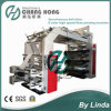 Flexo Printing Press Machine 6 Colors 150m/Min