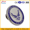 Custom Car Logo Metal Lapel Pin Badge Soft Enamel Pin Badge with Difference Shape