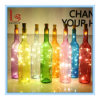 Decorative Bar LED String Lights Lumious Wine Bottles