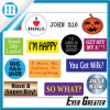 Wholesale Transparent Vinyl PVC Sticker and Decals