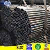 Black round steel pipe with different sizes