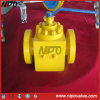 Forged Steel Flanged Top Entry Ball Valve