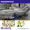 Surf Fruit Rinsing Machine Beverage Processing Line