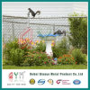 Garden Fence /Hot Dipped Galvanized Garden Chain Link Fence panel