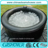 Large Inflatable Mobile Garden Bathtub for Adults (pH050017)