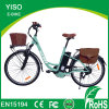 Chinese Manufacturer Wholesale Best Green Color E Bike
