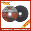 "4"" Grinding Wheel Grinding Disc with Double Nets"