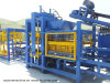 Qt8-15b Hollow Block Making Machine Automatic Concrete Brick Machine