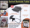 Adjustable Swivel Bedside Table