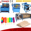 High Quality Wood Round Ice Cream Stick Making Machine
