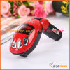 Bluetooth Hands-Free Car Stereo FM Transmitter Mini Square MP3 Player