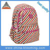 Waterproof Nylon Women Teenager Backpack Student School Bag