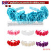 Rose Flower Garland Headband Crown Wedding Bride Bridesmaid (BO-3078)