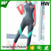 Colorful Nontoxic Waterproof Smooth Skin Short Diving Suit (HW-W007)