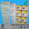 High Quality Full Color Permanent Glossy Water Resistant Private Labels