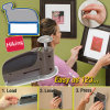 Insta Hang, Picture Hanging Tool Kit, Wall Hook