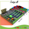 Big Gymnastic Adult Trampoline Park for Sale