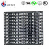 Black Mask Electronic Component PCB Board for Consumer Electronics