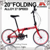 High Quality Alloy 20 Inch Foldable Bike (WL-2088A)