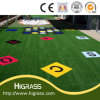 40mm U Shape Garden or Courtyard Use Synthetic Grass