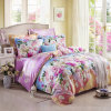 Home Textile Printed Cotton Fabric Duvet Cover
