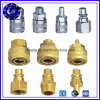 China Brass Stainless Steel Air Quick Connection Coupling Air Fitting