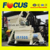 ISO and CE Approved Js1500 Concrete Mixing Plant