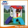 New Arrival Children Outdoor Plastic Playhouse with Slide