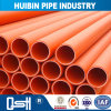 High Quality Plastic Product Mpp Pipe Conduit for Embeded in 0.5m-18m