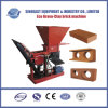 Hydraulic Interlocking Clay Brick Machine Eco Brava Earth Clay Mud Brick Making Machine