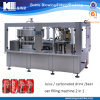 Juice / Carbonated Water / Soft Drink / Beer Can Filling Line