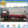 Sinotruck 4X2 5 Tons Compressed Garbage Truck