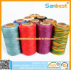 Colorful Polyester Waxed Thread