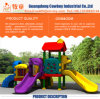 2-6 Years Old Kids Outdoor Slide for Preschool