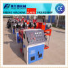 Single Screw Plastic Extruder for Pipe Sheet Profile Granulate