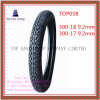 300-18, 300-17 Long Life Nylon 6pr Top Quality Motorcycle Tyre