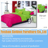 Cheap Plum 100 Cotton Solid Color Home 4 PCS Bedding Set (LH-20)