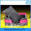 600d Waterproof Large Memory Foam Pet Dog Bed