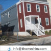 Two Floor Earthquake Proof Prefab Motel Prefabricated Hotel